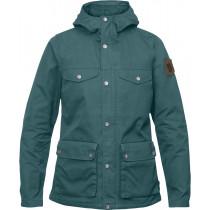 Fjällräven Greenland Jacket Woman`s Frost Green