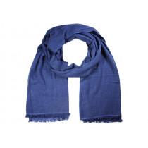 Felines Women's Halsduk 90x200 Denim Blue