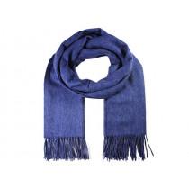 Felines Women's halsduk Wool 65x180 Denim Blue