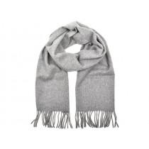 Felines Women's Halsduk Wool 65x180 Dark Grey