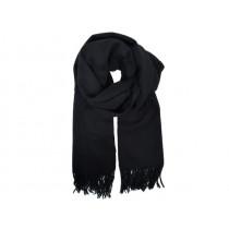 Felines Women's Halsduk Wool 65x180 Black