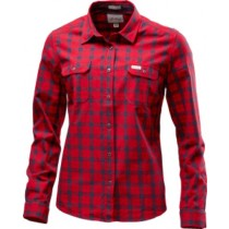 Lundhags Flanell Women's Shirt Red