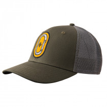 Black Diamond Bd Trucker Hat Burnt Olive-Curry