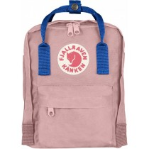 Fjällräven Kånken Mini Pink-Air Blue