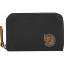Fjällräven Zip Card Holder Dark Grey