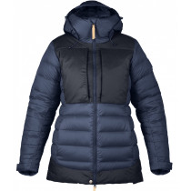 Fjällräven Keb Expedition Down Jacket Women's Storm-Night Sky