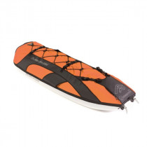 Fjellpulken Xplorer Expeditionspulka Mod 154 Komplett Orange