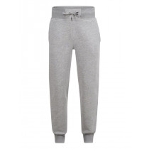 Peak Performance Logo Pant Med Grey Mel