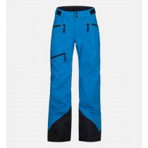 Peak Performance Women Teton Pant Blue Organic