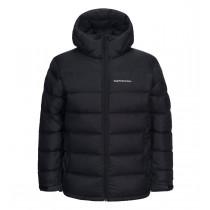 Peak Performance Frost Down Jacket Artwork Black