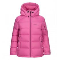 Peak Performance Women's Frost Down Jacket Vibrant Pink