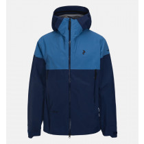 Peak Performance Mondo Jacket Thermal Blue