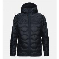 Peak Performance Helium Lux Hood Jacket Salute Blue