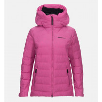 Peak Performance Women Spokane Down Jacket Vibrant Pink