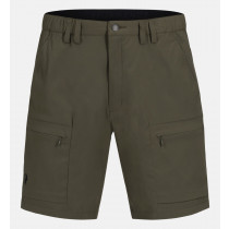 Peak Performance Treck Cargo Shorts Terrain Green