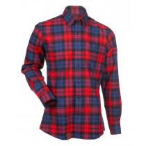 Gridarmor Flanellskjorta Röd/Blå/Svart