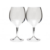 GSI Nesting Red Wine Glass Set 443ml