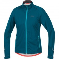 Gore Bike Wear® Element Lady Gore-Tex Active Jacket Ink Blue/Scuba Blue
