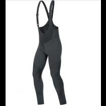 Gore Bike Wear® Element Windstopper® Soft Shell Bibtights+ Black