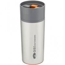 Gsi Stainless Commuter Mug Silver