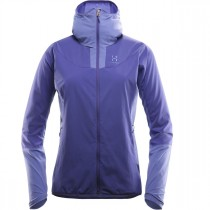 Haglöfs Amets (Dream) Jacket Women Violet Storm/Purple