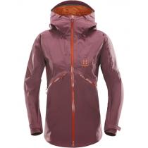 Haglöfs Khione Jacket Women Aubergine