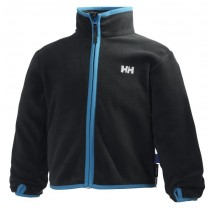 Helly Hansen Kids Daybreaker Fleece Jacket Ebony