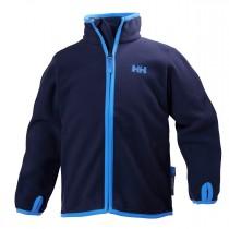 Helly Hansen Kids Daybreaker Fleece Jacket Evening Blue