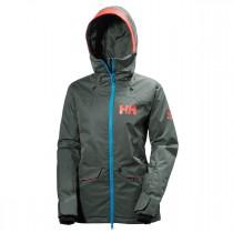 Helly Hansen Women's Powderqueen Jacket Rock
