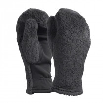 Houdini Hairy Magic Mitts Trueblack/Trueblack