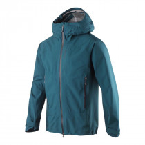 Houdini M's Ascent Ride Jacket Abyss Green