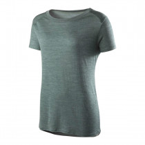 Houdini Women's Activist Message Tee Deeper Green