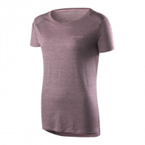 Houdini Women's Activist Message Tee Dusk Purple