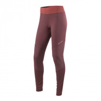 Houdini Women's Phantom Long Johns Mulberry Red