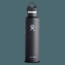 Hydro Flask Standard Mouth Black 24 oz