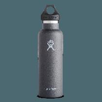 Hydro Flask Standard Mouth Graphite 21 oz