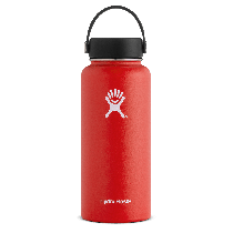Hydro Flask Wide Mouth Lava 32 oz
