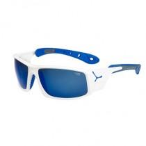 Cebe Ice 8000 Shiny White/Blue 4000 Grey Mineral Flash Blue