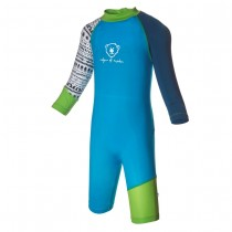 Isbjörn Of Sweden Sun Jumpsuit Baby & Kids Lagune