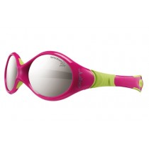 Julbo Looping I Spectron 4 Fuchsia/Lime Green