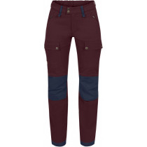 Fjällräven Keb Touring Trousers Women's Dark Garnet-Night Sky