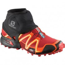 Salomon Trail Gaiters Low Black