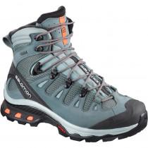 85fe3f8232e Salomon Shoes Quest 4d 3 Gtx® W Lead/Stormy Weather/Bird Of Paradis