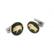 Laksen Boar Racer Green/Gold