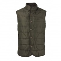 Laksen Donnington Quilted Men's Vest Olive