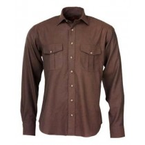Laksen Lancaster Cotton Wool Brown