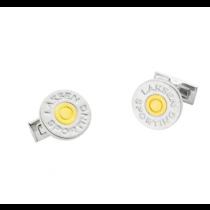 Laksen Shell Top Cufflinks