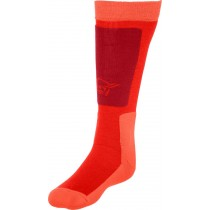 Norrøna Lofoten Mid Weight Merino Socks Long Crimson Kick