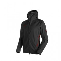 Mammut Ultimate Alpine So Hooded Jacket Me Black
