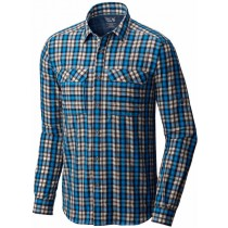 Mountain Hardwear Canyon AC Long Sleeve Shirt Dark Compass